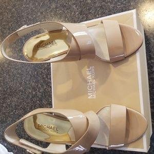 Michael kors women shoes new size 9